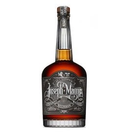 Bourbon Joseph Magnus Straight Bourbon Whiskey Finished in Sherry and Cognac Casks 750ml