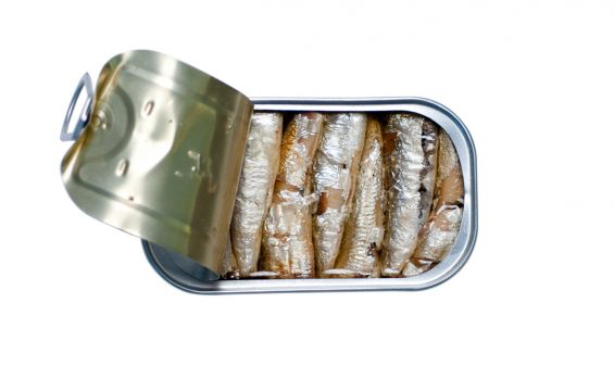 Miscellaneous Jose Gourmet Sardines in Extra Virgin Olive Oil 4oz