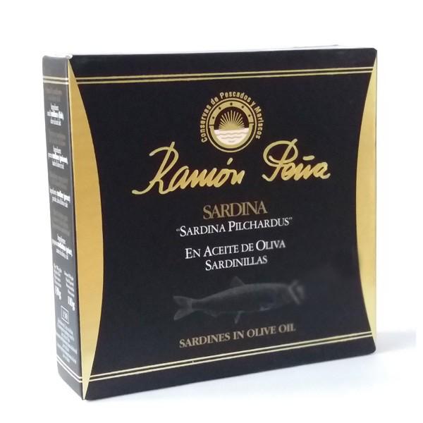 Miscellaneous Ramon Peña Sardines in Olive Oil 130g