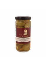 Gil's Gourmet Vermouth Bleu Cheese Stuffed Olives 5oz