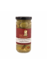 Miscellaneous Gil's Gourmet Chardonnay Pimento Stuffed Olives 5oz