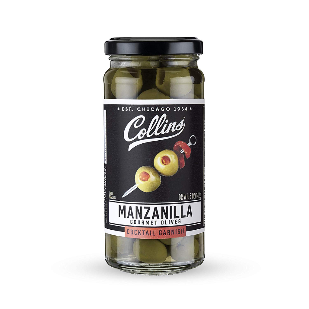 Miscellaneous Collins Manzanilla Pimento Stuffed Olives 5oz