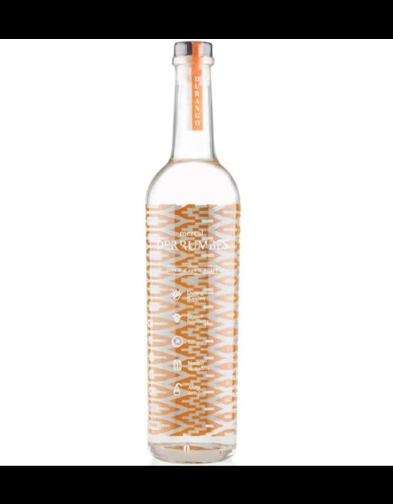 Derrumbes Durrango Mezcal (Orange Label) 750ml