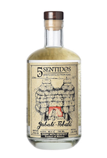 Cinco Sentidos Jabali-Tobala Agave Spirit 750ml