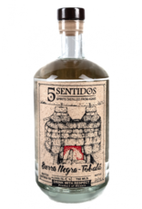 Cinco Sentidos Sierra Negra-Tobala Agave Spirit 750ml