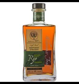 "Wilderness Trail ""Settlers Select"" Single Barrel Kentucky Straight Rye Whiskey 750ml"