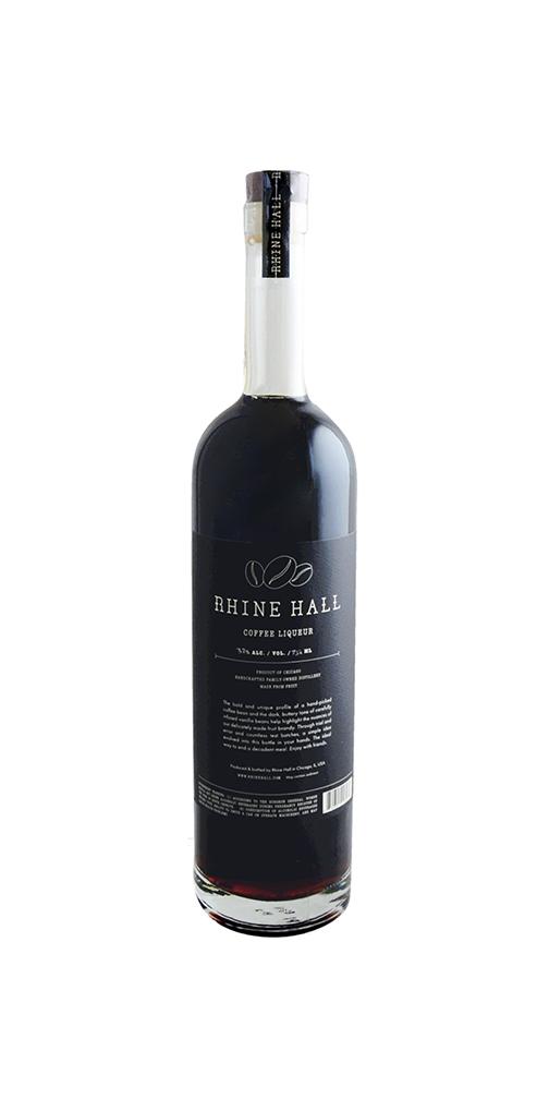 Liqueur Rhine Hall Coffee Liqueur 375ml