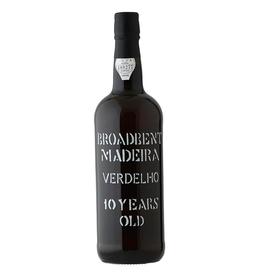 Dessert Wine Broadbent Madeira 10 Year Old Verdelho 750ml