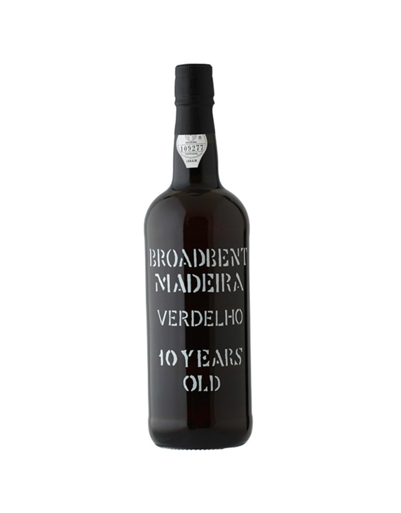 Broadbent Madeira 10 Year Old Verdelho 750ml