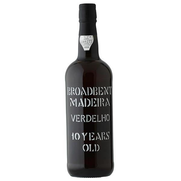 Dessert Wine Broadbent Madeira 10 Year Old Verdelho 750ml