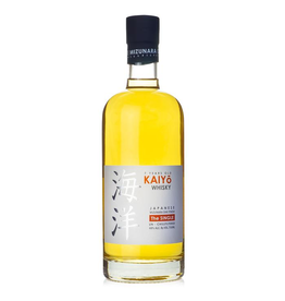 "Whiskey Kaiyo Whisky ""The Single"" 7 Year Old Whisky 750ml"