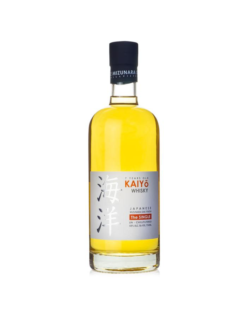 "Kaiyo Whisky ""The Single"" 7 Year Old Whisky 750ml"
