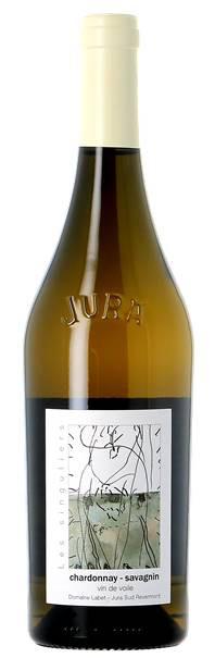 "French Wine Domaine Labet Chardonnay-Savagnin ""Vin de Voile"" Jura Sud 2016 750ml"
