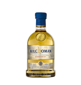 "Scotch Kilchoman ""Machir Bay Meet the Peat Tour 2019"" Cask Strength Single Malt Scotch Whisky 750ml"