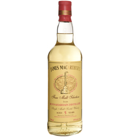 Scotch James MacArthur Bunnahabhain 5 Year 750ml