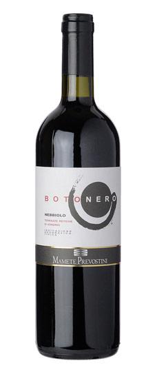Italian Wine Mamete Prevostini Terrazze Retiche di Sondrio Nebbiolo Botonero 2017 750ml