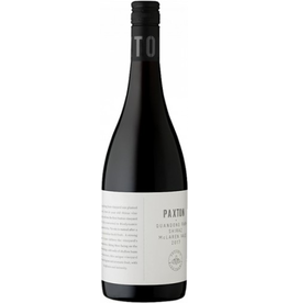 Australia/New Zealand Wine Quandong Farm Paxton McLaren Vale Shiraz 2017 750ml