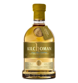 Scotch Kilchoman Sauternes Cask Finish Single Malt Scotch Whisky 750ml