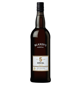 Dessert Wine Blandy's Sercial Aged 5 Years 750ml