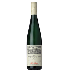 German Wine Paul Anheuser Schlossbockelheimer Konigsfels Riesling Kabinett 2017 750ml