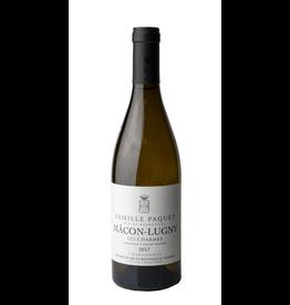 Famille Paquet vin de Bourgogne Chardonnay 2018 750ml