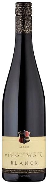 French Wine Paul Blanck Pinot Noir Alsace 2017 750ml