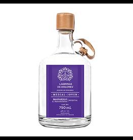 Tequila/Mezcal Lagrimas de Dolores Masparillo Mezcal 750ml