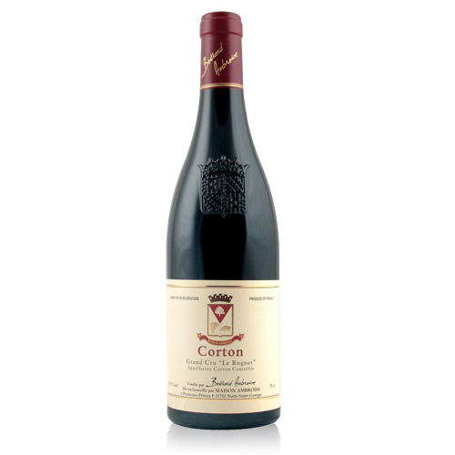 """French Wine Bertrande Ambroise Grand Cru Corton """"Le Rognet"""" 2011 750ml"""