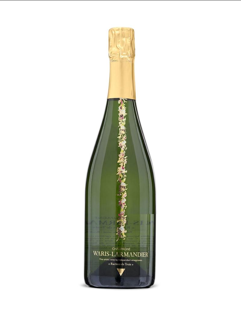 "Waris-Larmandier Champagne ""Particules Crayeuses"" Brut Grand Cru Blanc de Blanc 750ml"