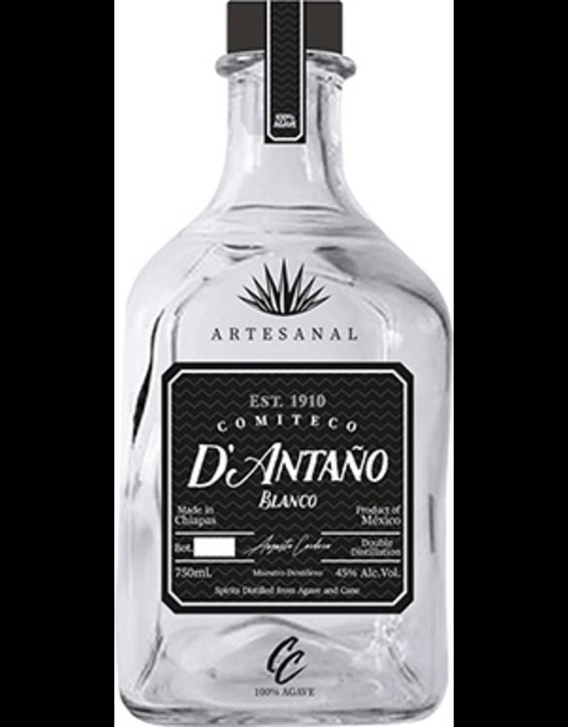 D'Antaño Blanco Comiteco 750ml