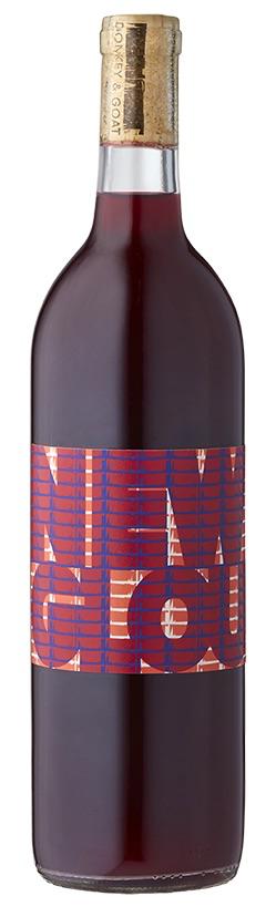 """American Wine Donkey & Goat """"New Glou"""" Red Wine Blend California 2019 750ml"""