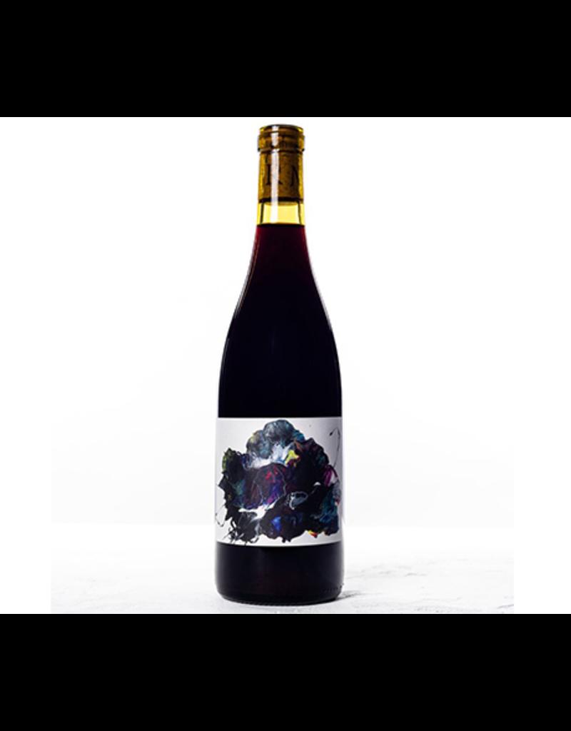 Vinca Minor Red Wine Field Blend Old Vine Dry Farmed Mendocino 2016 750ml