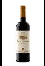 Spanish Wine Sierra Cantabria Rioja Reserva 2012 750ml