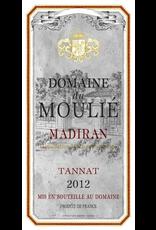 French Wine Domaine du Moulié Madiran Tannat 2012 750ml