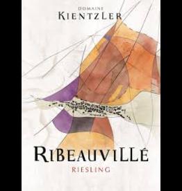 "French Wine Domaine Kientzler ""Ribeauville"" Riesling 2017 750ml"