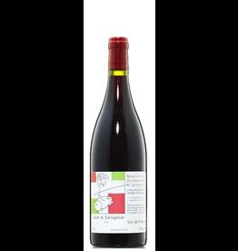 """French Wine Mattheiu Dumarcher """"Léon & Séraphin"""" Vin de France Rouge 2018 750ml"""