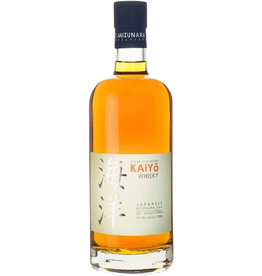 Kaiyo Cask Strength Whisky aged in Japanese Mizunara Oak Un-Chillfiltered 750ml