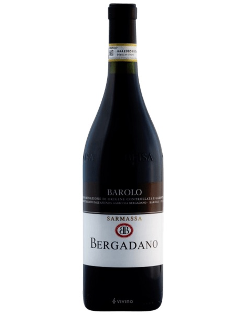 Bergadano Barolo Sarmassa Riserva 2012 750ml