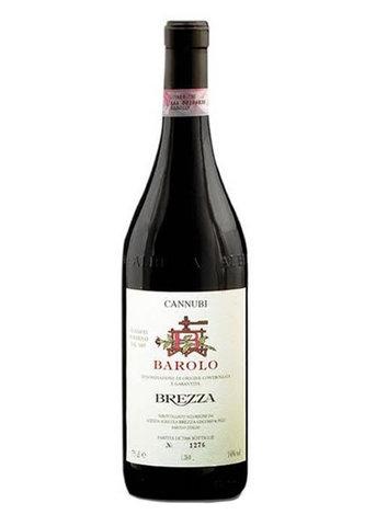 Italian Wine Brezza Barolo Cannubi 2015 750ml