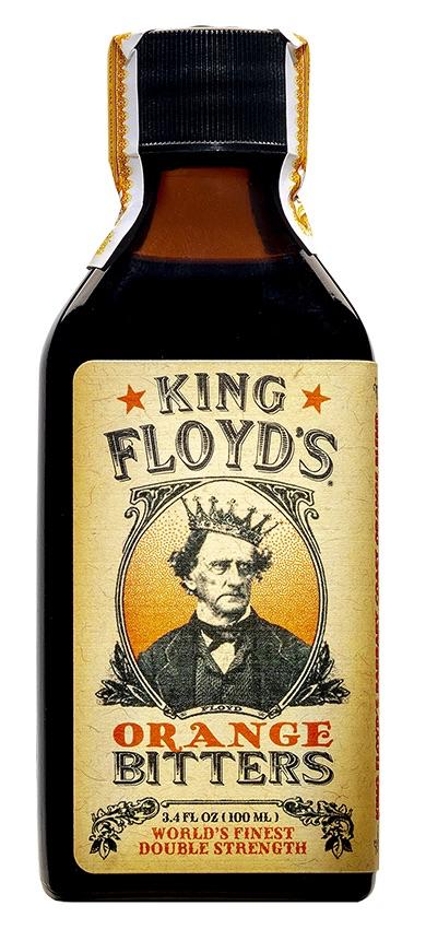 Bitter King Floyd's Barbary Coast Orange Bitters 100ml