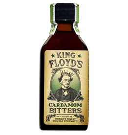 Bitter King Floyd's Barbary Coast Cardamom Bitters 100ml