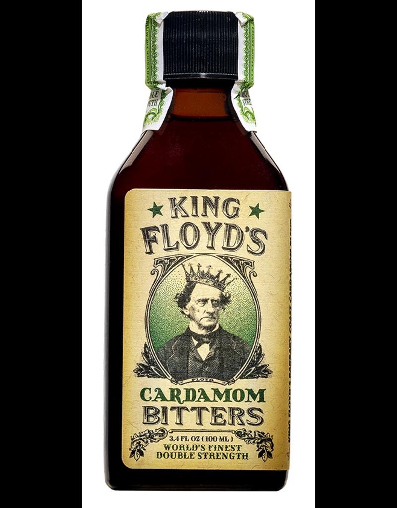 King Floyd's Barbary Coast Cardamom Bitters 100ml