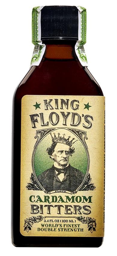 Bitter King Floyd's Barbary Coast Cardamom Bitters 100ml