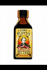 Bitter King Floyd's Barbary Coast Barrel Aged Aromatic Bitters 100ml