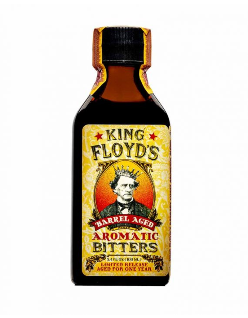 King Floyd's Barbary Coast Barrel Aged Aromatic Bitters 100ml
