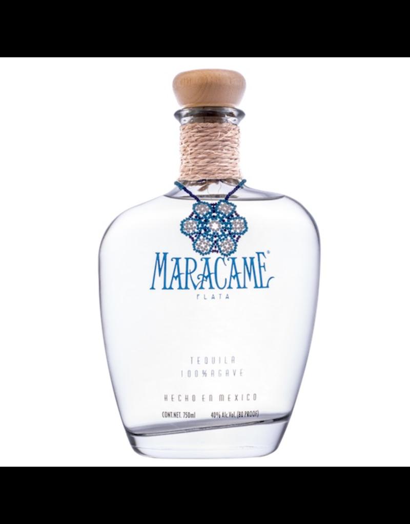 Tequila/Mezcal Maracame Tequila Plata 750ml