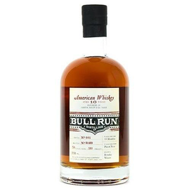 Bull Run American Whiskey Aged 12 Years 750ml