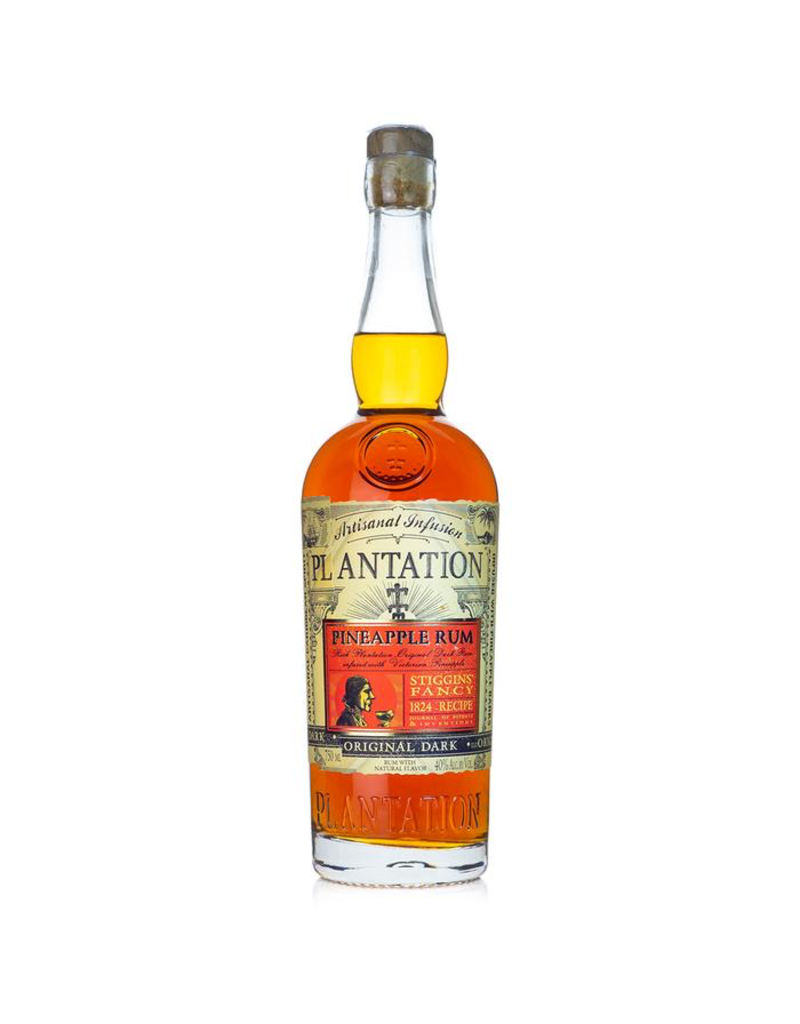 Plantation Original Dark Pineapple Rum 750ml - Independent ...