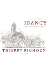 French Wine Thierry Richoux Irancy Vin de Bourgogne Rouge 2015 750ml