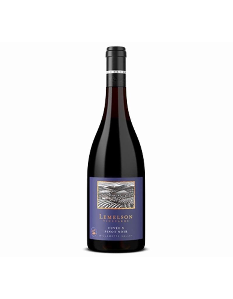 "American Wine Lemelson ""Cuvée X"" Pinot Noir Willamette Valley 2016 750ml"